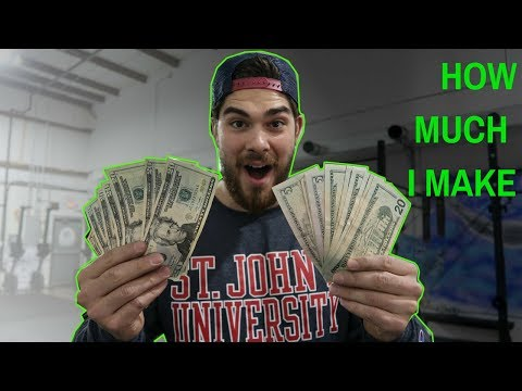 HOW TO: START A GYM BUSINESS & HOW MUCH MONEY I MAKE PT 2/3