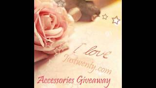 [WINNERS ANNOUNCED! ] Accessories Giveaways Thumbnail
