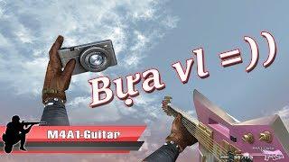 [ Bình luận CF ] M4A1-Guitar và Athena chụp ảnh tự sướng - Quang Brave