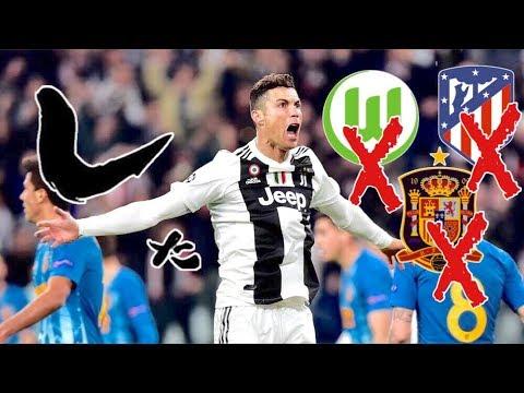 【クリロナのおかげでした】救世主クリスティアーノ・ロナウドのおかげでした Thanks to the savior Cristiano Ronaldo best moment