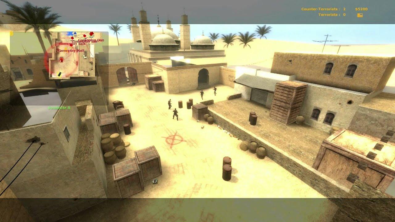 Counter-Strike Maps