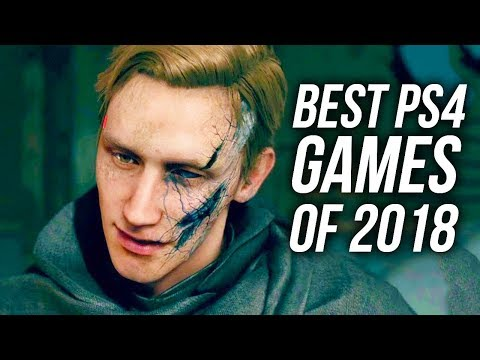 15 BEST PS4 GAMES of 2018 Mp3