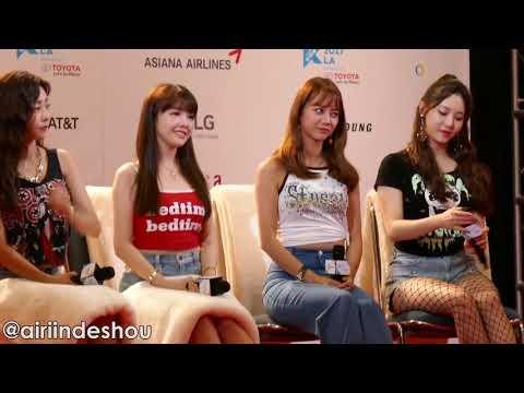 Everyone wants Yura's body! Girl's Day 2017 Q&A