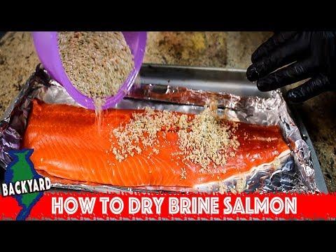 How To Dry Brine Salmon