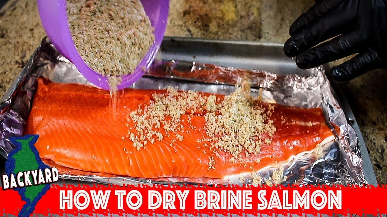 Download How to Dry Brine Salmon
