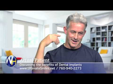 Dental Implants with Dr. Henninger at North County Cosmetic and Implant Dentistry