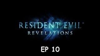 "Resident Evil Revelations PC Walkthrough ITA Ep10 ""Viluppo di ragnatele"""