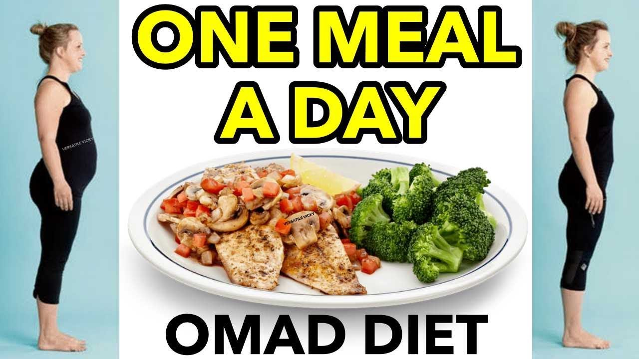 OMAD: Should You Do the One Meal a Day Diet?
