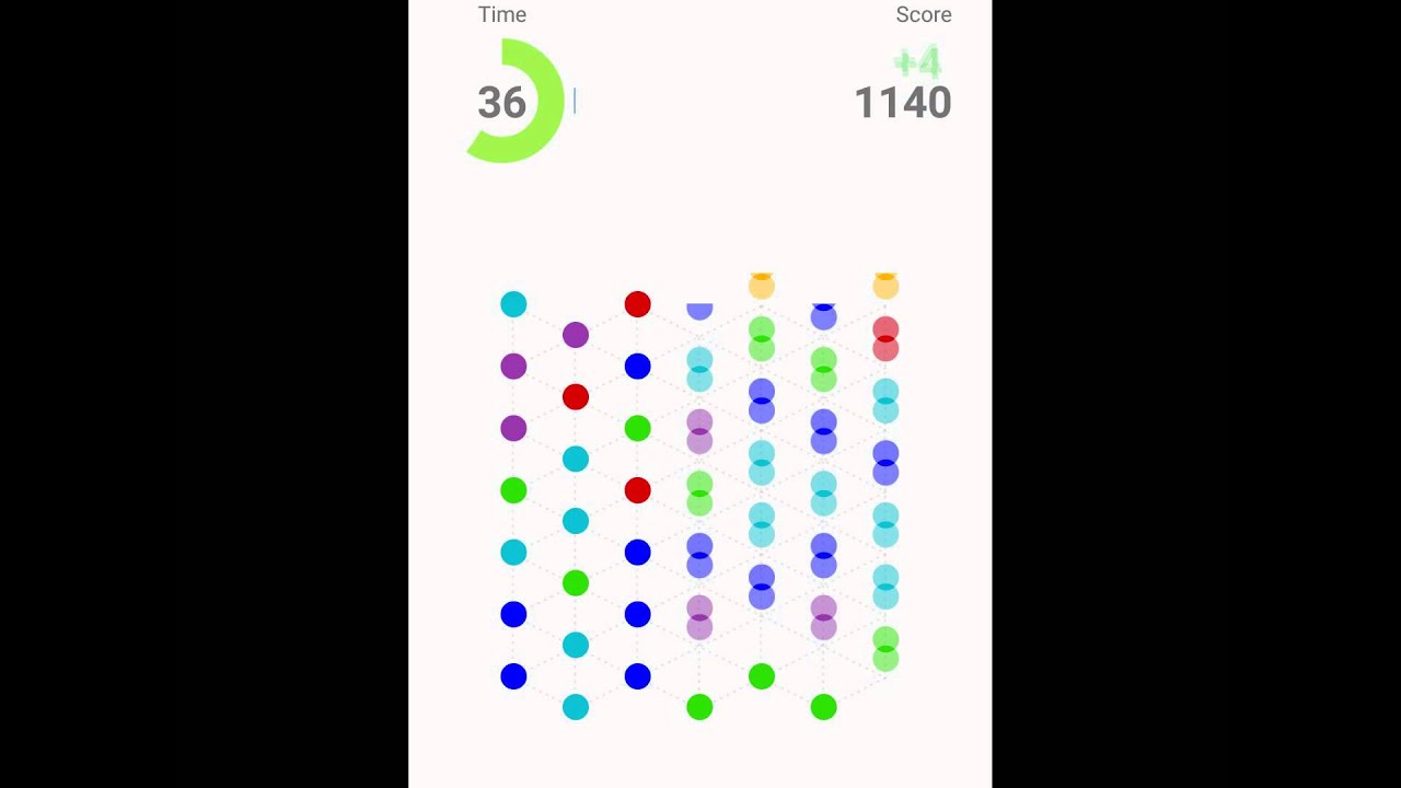 Dot Fight 1 0 Color Matching Game For Android Youtube