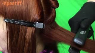 Кемерово кератиновое выпрямление волос