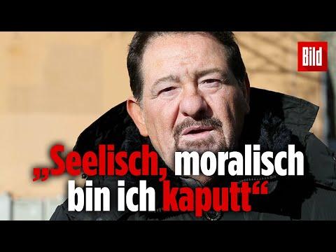 Seine Tochter Mercedes starb im Kugelhagel des Hanau-Killers