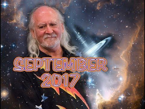 Rick Levine Astrology Forecast for September 2017