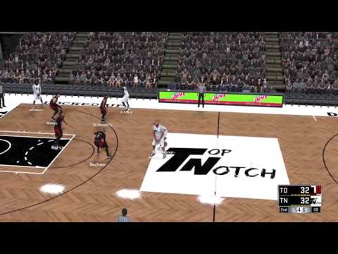 TOP NOTCH  VS THROWDOWN2K LIVE!!!!!