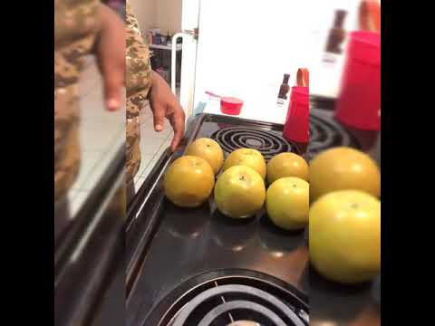 How to clean and dip Candy Apples from beginning to end