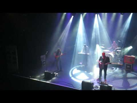 The Crags, Sniff the Air (New Song) Live @ Les Docks, Lausanne, 13.06.2015