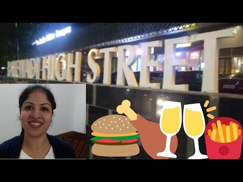 Balewadi High Street | Restro Bar , Pub, Night Life | Pune City