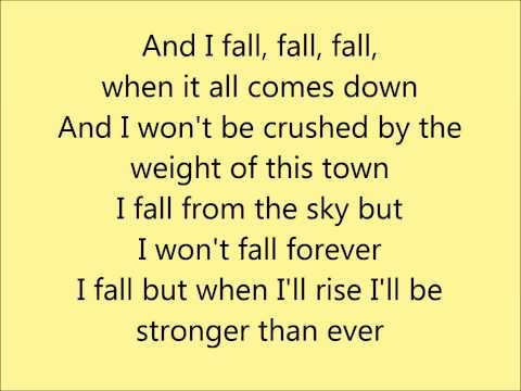 RALEIGH RITCHIE ~ Stronger Than Ever ~ LYRICS