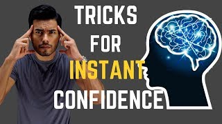 6 Brain Tricks to FEEL More Confident INSTANTLY