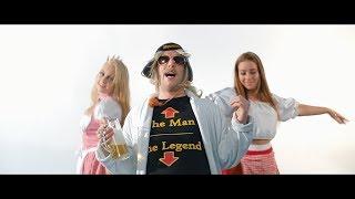 Barry Badpak - Disco Machen (Official Video)