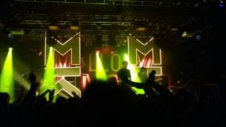Mallory Knox Live Concert in Edinburgh (Wired Tour)
