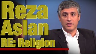 Professor Reza Aslan And Cenk Uygur Discuss Religion