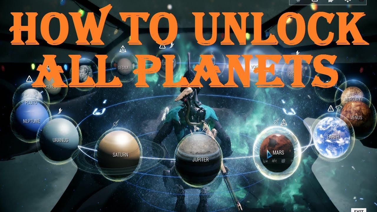 warframe how many planets - photo #25