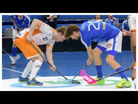 Men's WFCQ 2018 - FIN v NED