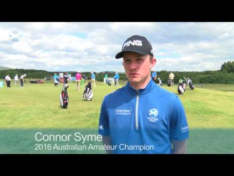 Scottish Golf / Bounce Sport: Am to Pro Partnership