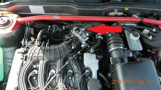 В жару не тянет двигатель, решение проблемы (16клп)