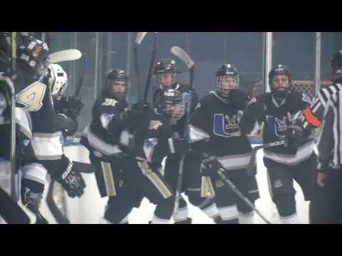 Shelby TV Sports Break - Utica Chieftains vs  L' Anse Creuse Unified Hockey 2018