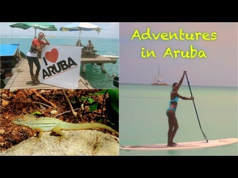 Adventures in Aruba