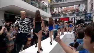 FHM Singapore Model Search 2014 highlights