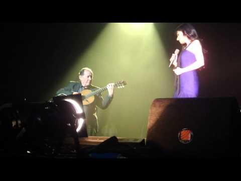 Ana Moura - Coliseu Lisboa 2013 - Venho Falar dos Meus Medos (com o Sr. José Elmiro Nunes) mp3