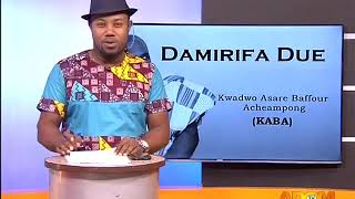 Badwam Sports on Adom TV (13-12-17)