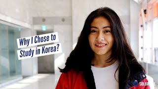 Why I chose to study in South Korea