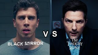 In this video I compare the sci-fi anthology on Netflix, Black Mirr...