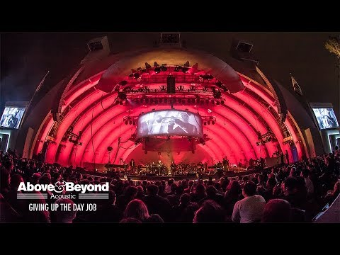 Above & Beyond Acoustic - Peace Of Mind feat. Zoë Johnston (Live At The Hollywood Bowl) 4K