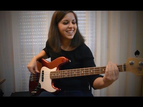 Bruno Mars - 24K Magic (bass cover)