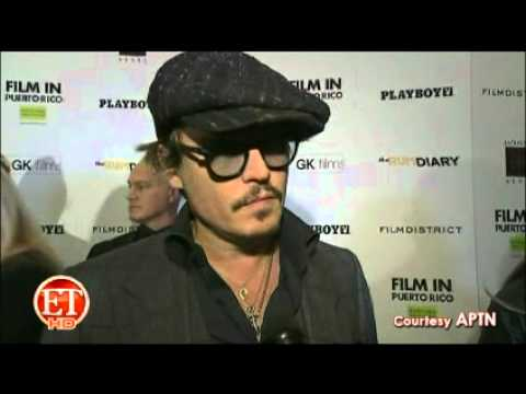 The Rum Diary - NY Premiere (3)