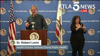 Coronavirus: Ventura County officials expand testing to symptomatic, some asymptomatic people