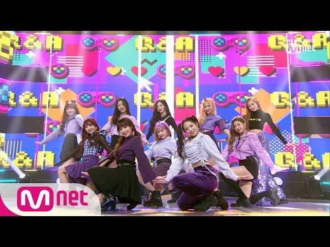 [Cherry Bullet - Q&A] KPOP TV Show   M COUNTDOWN 190214 EP.606