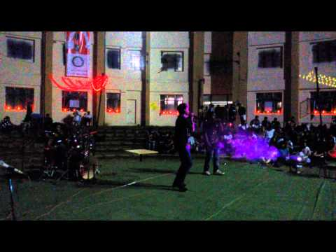 Aadat - Battalion The Band Live - HNLU,Raipur