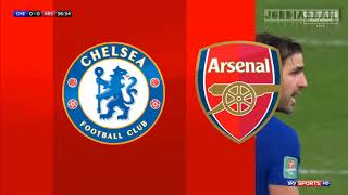 Chelsea vs Arsenal 0 - 0 Full Highlight & All Goals Carabao Cup 11/01/2018 HD