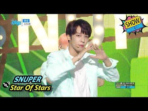 [Comeback Stage] SNUPER - The Star Of Stars, 스누퍼 - 유성 Show Music core 20170722