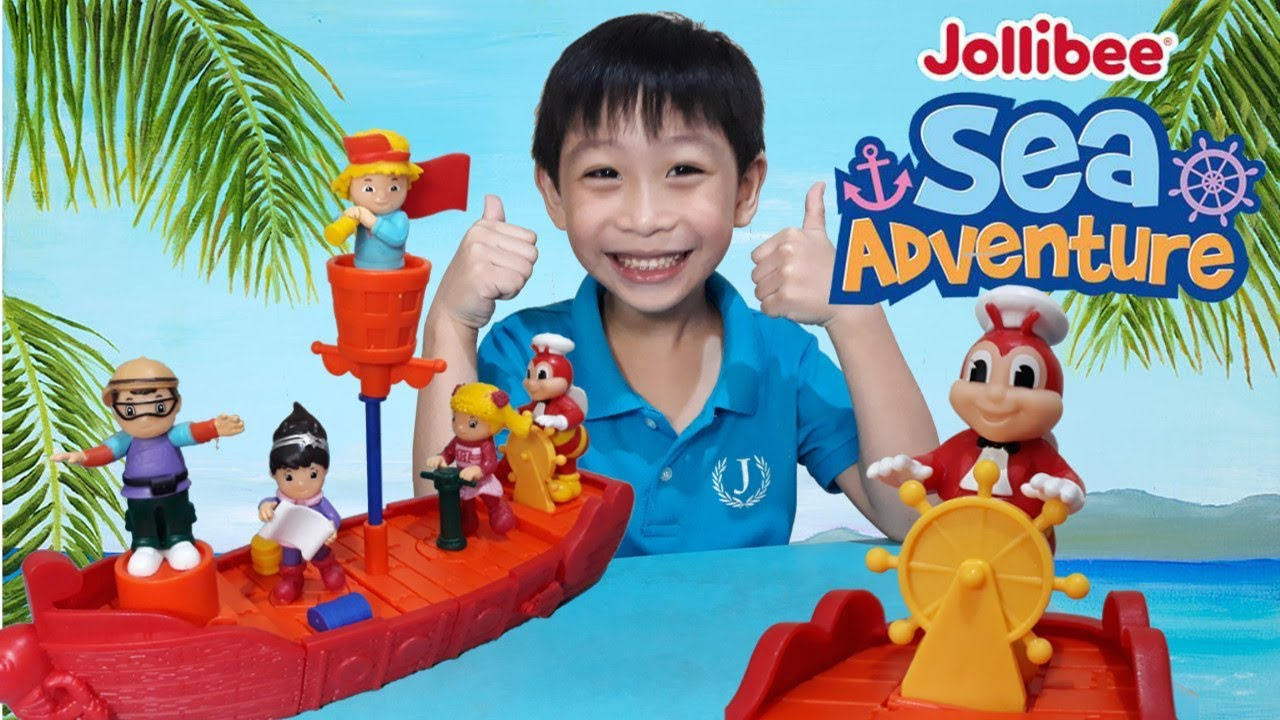 February 2019 Jollibee Sea Adventure Jolly Kiddie Meal