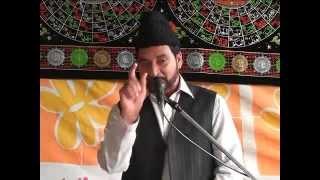 Allama Ali Nasir Talhara 2013 topic muwadat