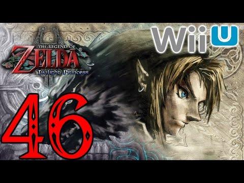 Legend Of Zelda: Twilight Princess HD Wii U Part 46: Ancient Sky Book