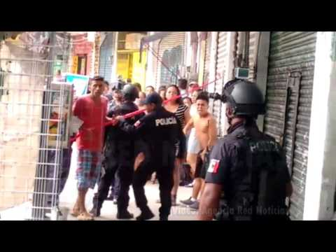 Ejecutan a comerciante en pleno centro de Acapulco