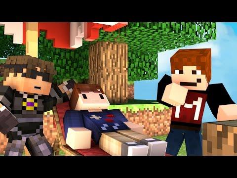 Minecraft Animation - THE LEGEND OF TIMTIM! - Видео из Майнкрафт (Minecraft)