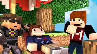 Minecraft Animation - THE LEGEND OF TIMTIM!